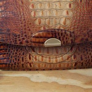 Brahmin Bags - Brahmin purse toasted almond.12x7x5